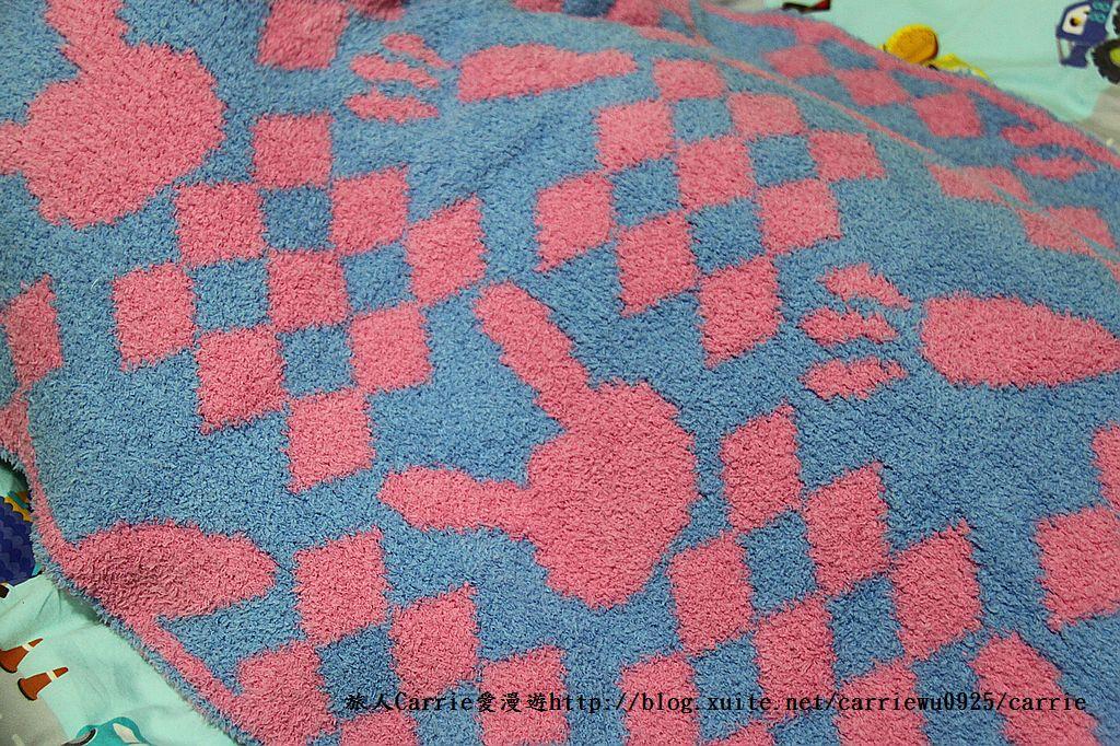【產品】Laramei/華耀-兔寶寶暖暖毯~微笑MIT好東西,溫暖寶寶整個寒冬:10IMG_0668.jpg