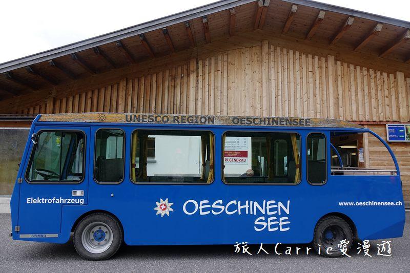 瑞士厄希嫩湖/ 歐能辛湖(Oeschinensee)~在世界自然遺產搭纜車玩滑梯健行趣【瑞士旅遊】:DSC07973.jpg