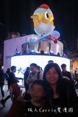【2017台北燈節】台北西區:北門‧中華路一段‧西門町‧內有主燈「小奇雞」燈光秀影片: