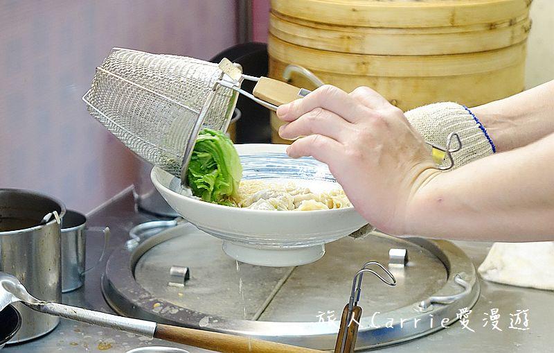 麥麥奀香港粉麵專家【桃園美食】~香港老闆用料講究口味地道‧雲吞粗麵/糯米雞/盅頭飯/鮑魚汁青菜/凍鴛: