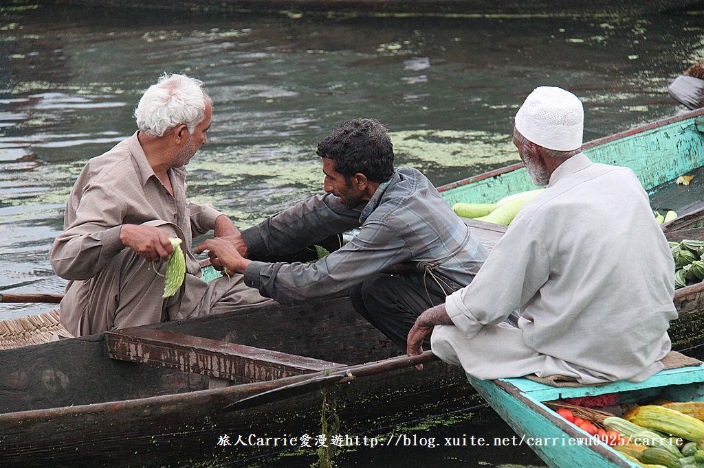 【喀什米爾Kashmir】印度India‧斯里那加Srinagar‧達爾湖Dal Lake~水上市場:IMG_0197.jpg
