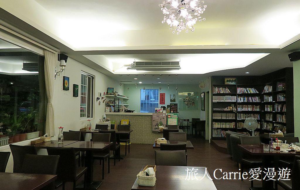 【新北板橋】咖啡因咖啡館~蔡英文小英曾蒞臨的巷弄隱藏版義式美食早午餐咖啡廳:IMG_3067.jpg
