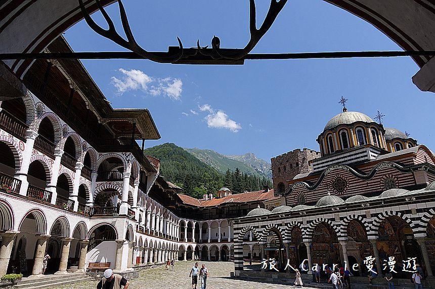 【保加利亞旅遊】里拉修道院~世界遺產UNESCO,1983‧東正教總教堂+巴爾幹半島最大修道院‧神聖:DSC01633.jpg