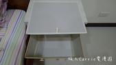 波利二層抽屜收納櫃 粉色 一款實用指數高又大方順眼的抽屜收納櫃:P1620255.jpg