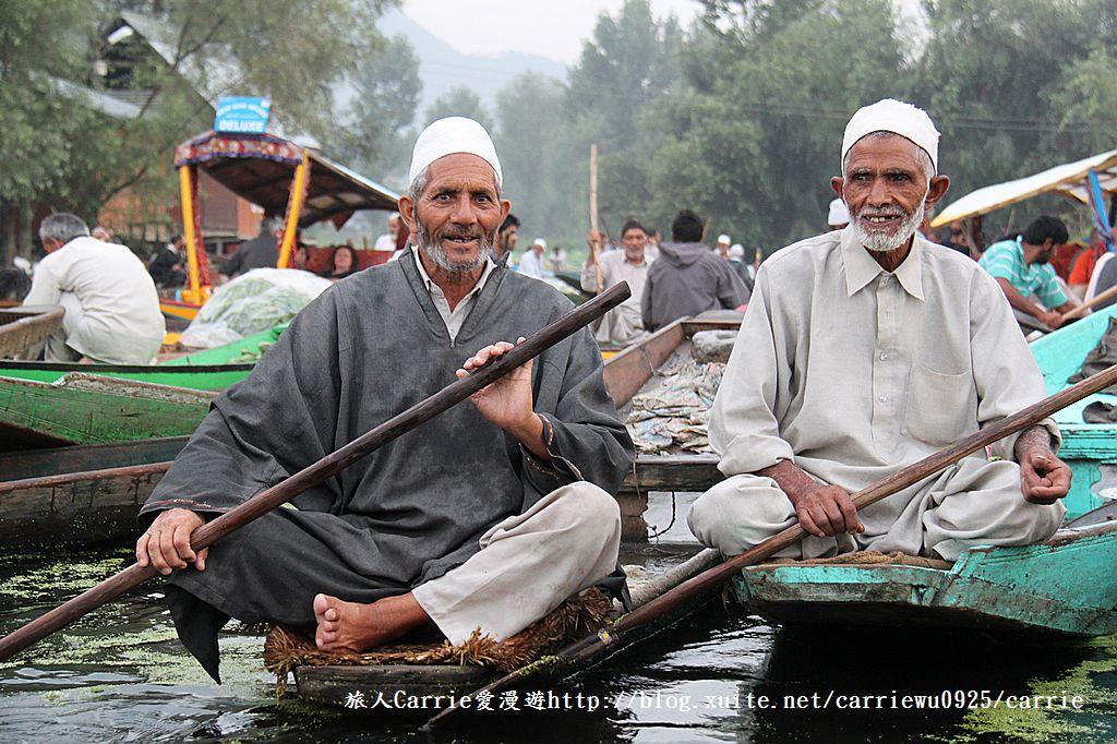 【喀什米爾Kashmir】印度India‧斯里那加Srinagar‧達爾湖Dal Lake~水上市場:IMG_0063.jpg
