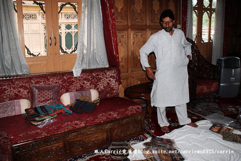 【喀什米爾Kashmir】印度India‧斯里那加Srinagar‧達爾湖Dal Lake~享受船屋:56IMG_9381.jpg