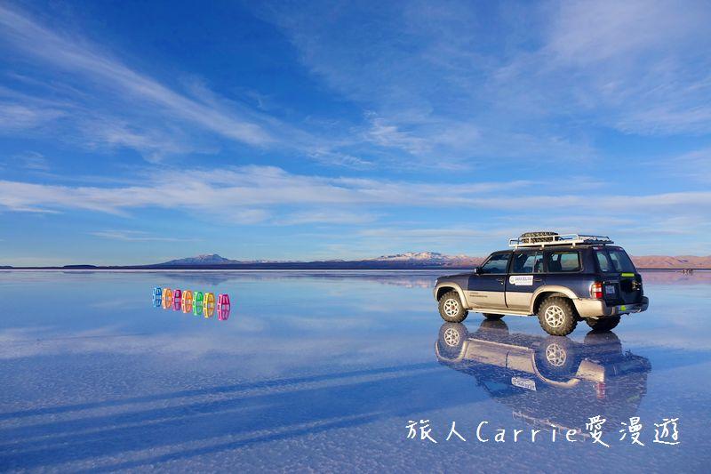 【玻利維亞旅遊】烏尤尼鹽沼 Uyuni「天空之鏡」Oasis Bolivia日落星空找水團~趣味影片:DSC09431.jpg