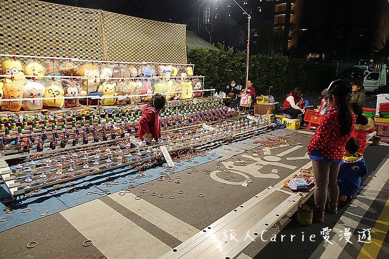 【台東市旅遊】台東觀光夜市+旅郵宿舍~台東桂田喜來登酒店前面,釋迦椰子都有賣的精彩夜市‧享受VIP接:
