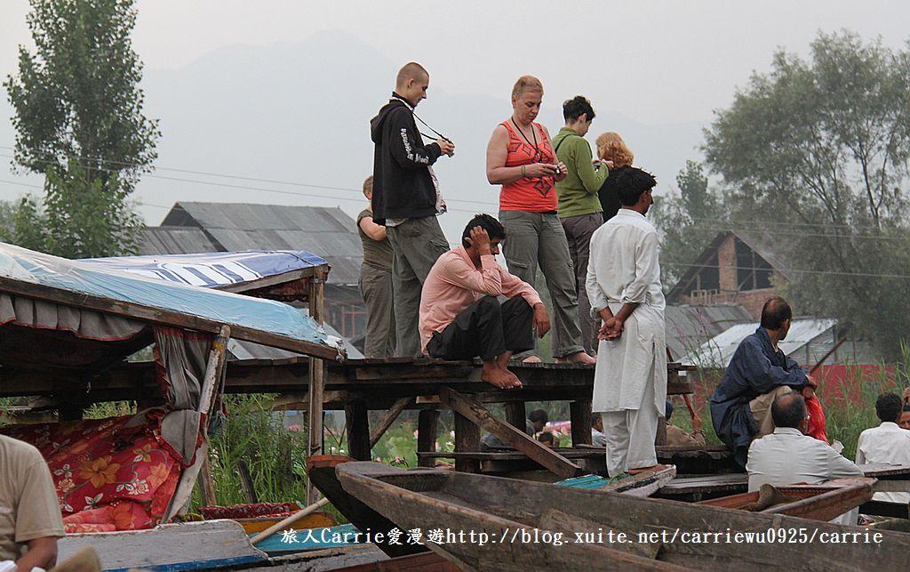 【喀什米爾Kashmir】印度India‧斯里那加Srinagar‧達爾湖Dal Lake~水上市場:IMG_0069.jpg