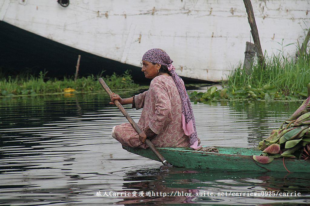 【喀什米爾Kashmir】印度India‧斯里那加Srinagar‧達爾湖Dal Lake~水上市場:IMG_0406.jpg