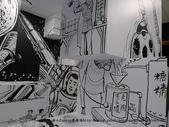 【展覽】老夫子50時空叮叮車~到台北松山文創園區搭乘叮叮車穿越時光隧道進入漫畫場景:28.jpg