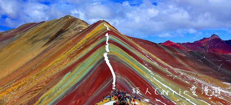 秘魯彩虹山(Vinicunca/Rainbow Mountain)~庫斯科近郊挑戰南美海拔5200,:01DSC04941.jpg