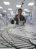 【展覽】老夫子50時空叮叮車~到台北松山文創園區搭乘叮叮車穿越時光隧道進入漫畫場景:29P1350534.jpg