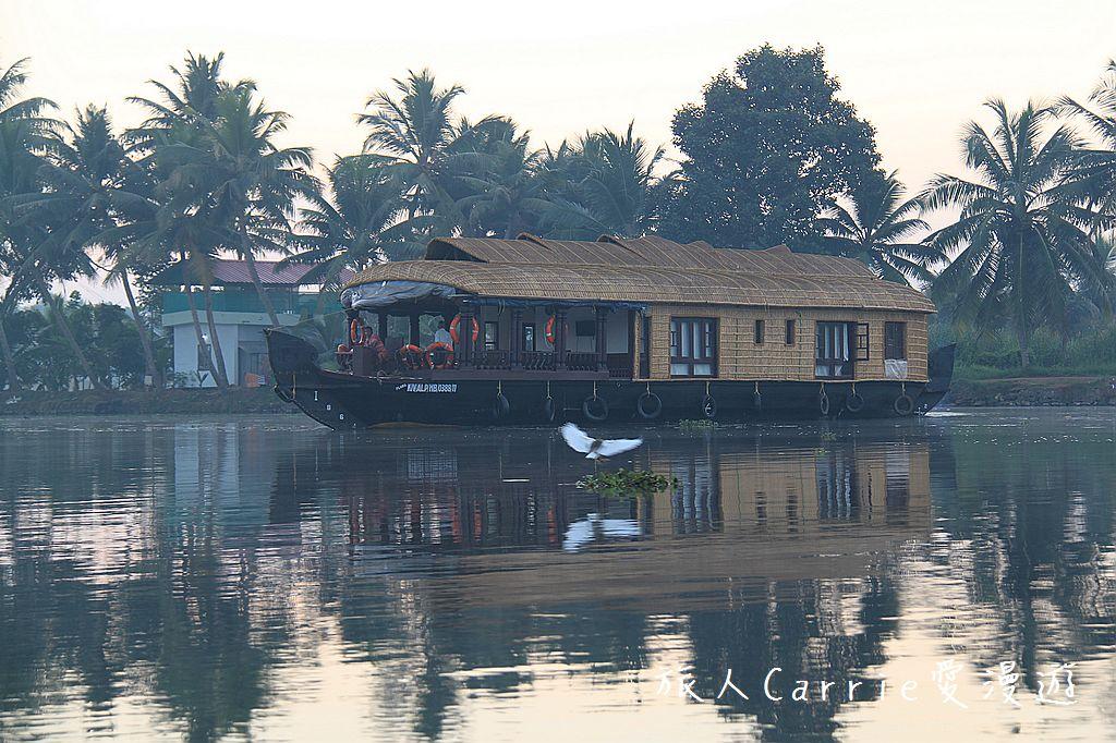 【南印喀拉拉】阿勒皮Alleppey~迴水區Backwater清晨盪小舟送明月迎朝陽:IMG_9299.jpg
