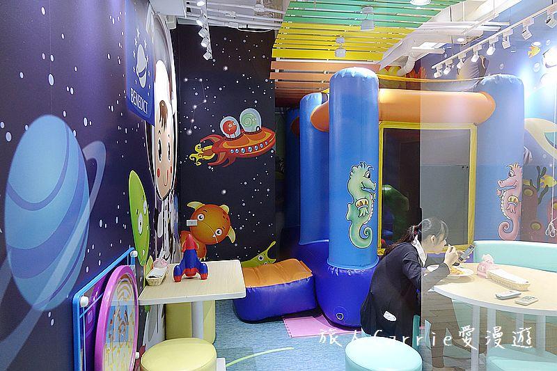 班尼弟親子食遊館 中和親子餐廳 大型遊戲室 主題包廂 義大利及美式料理: