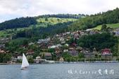 施皮茨(Spiez)搭乘「懷舊輪槳蒸氣船」暢遊圖恩湖(Thunersee)‧奧伯霍芬城堡(Oberh:DSC09782.jpg