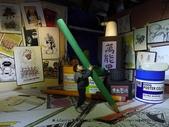 【展覽】老夫子50時空叮叮車~到台北松山文創園區搭乘叮叮車穿越時光隧道進入漫畫場景:62P1350665.jpg