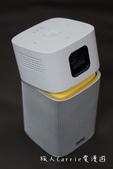 BenQ LED 無線行動投影機 GV1~輕巧娉婷、用途多元的微型投影機‧打造親子同歡的家庭劇院!【:13DSC07366.jpg