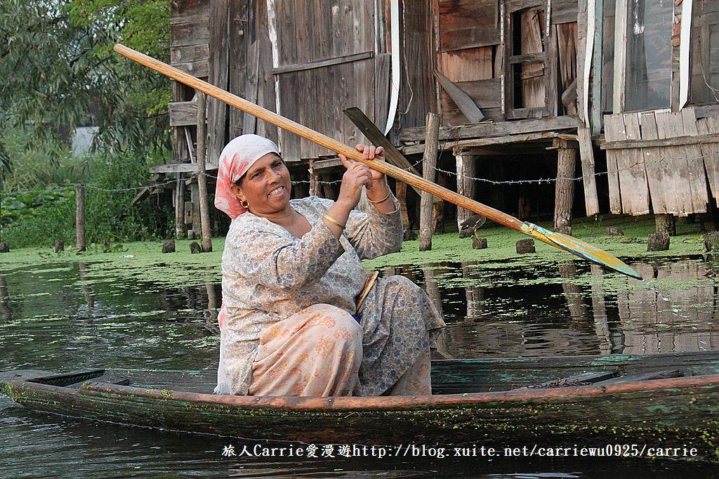 【喀什米爾Kashmir】印度India‧斯里那加Srinagar‧達爾湖Dal Lake~水上市場:IMG_0453.jpg