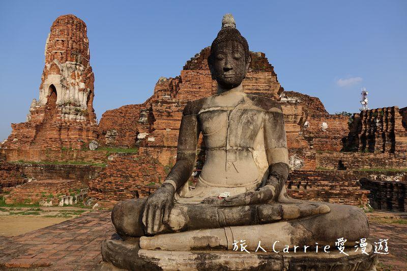 曼谷大城一日遊~在Ayutthaya阿瑜陀耶當一天的泰國人!穿泰式傳統服飾+搭Tuk Tuk嘟嘟車+:DSC00894.jpg