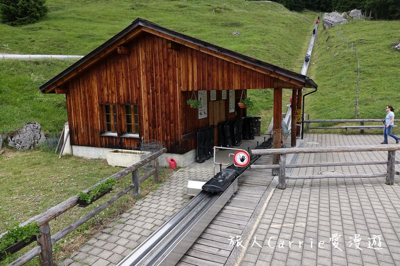 瑞士厄希嫩湖/ 歐能辛湖(Oeschinensee)~在世界自然遺產搭纜車玩滑梯健行趣【瑞士旅遊】:DSC07980.jpg