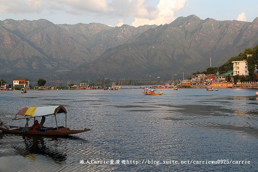 【喀什米爾Kashmir】印度India‧斯里那加Srinagar‧達爾湖Dal Lake~船屋歲月:IMG_8790.jpg