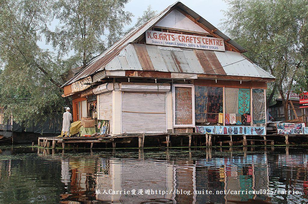 【喀什米爾Kashmir】印度India‧斯里那加Srinagar‧達爾湖Dal Lake~水上市場:IMG_0461.jpg