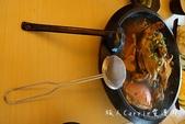 三角三韓式石頭鍋【台北美食】~以韓國正宗大鐵鍋熬煮金蔘燉雞湯底‧天醬牛肉湯底‧西門町隱藏版韓台混血火: