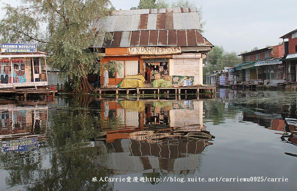 【喀什米爾Kashmir】印度India‧斯里那加Srinagar‧達爾湖Dal Lake~水上市場:IMG_0464.jpg