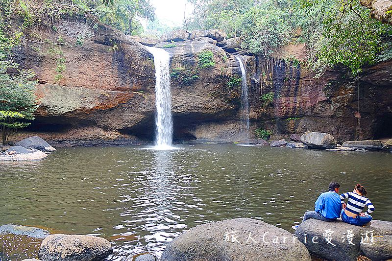 考艾國家公園/大山國家公園(Khao Yai National Park)~徜徉世界自然遺產,飽覽瀑:01DSC06108.jpg