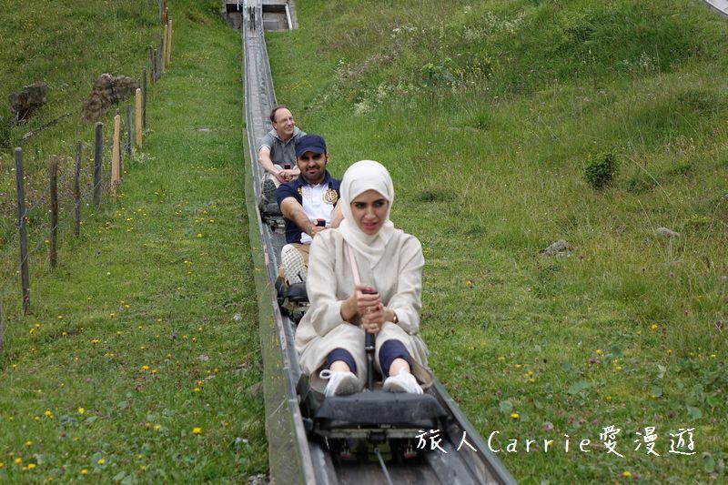 瑞士厄希嫩湖/ 歐能辛湖(Oeschinensee)~在世界自然遺產搭纜車玩滑梯健行趣【瑞士旅遊】:DSC07988.jpg