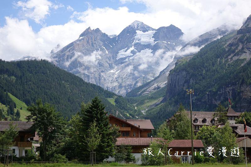 瑞士厄希嫩湖/ 歐能辛湖(Oeschinensee)~在世界自然遺產搭纜車玩滑梯健行趣【瑞士旅遊】:DSC07788.jpg