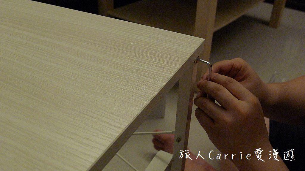 波利二層抽屜收納櫃 粉色 一款實用指數高又大方順眼的抽屜收納櫃:P1620239.jpg