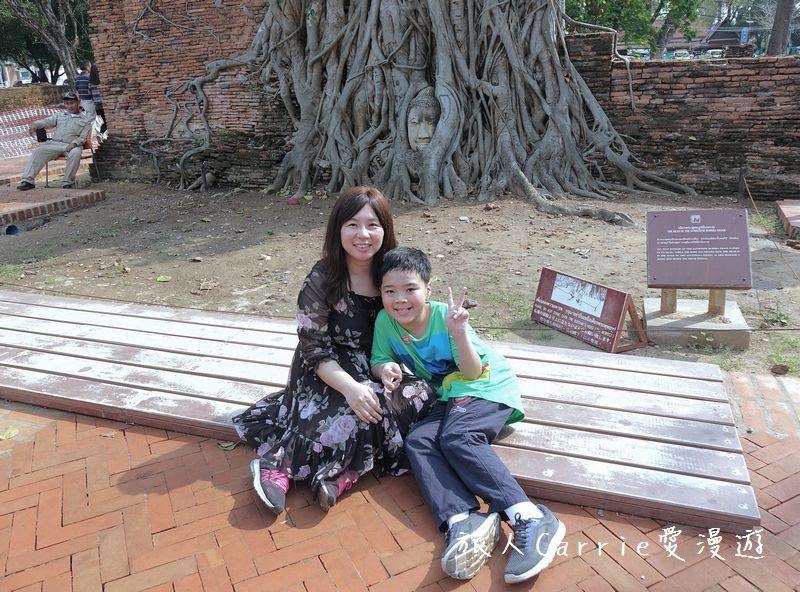 大城府Ayutthaya阿瑜陀耶遺址與日落遊船:DSC06972.jpg
