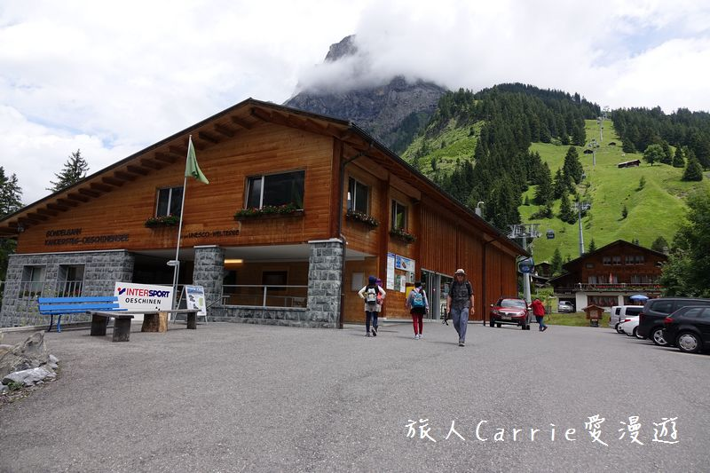 瑞士厄希嫩湖/ 歐能辛湖(Oeschinensee)~在世界自然遺產搭纜車玩滑梯健行趣【瑞士旅遊】:DSC07833.jpg