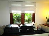 巴里島七日自由行:入門放置行李的櫃子