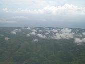 巴里島七日自由行:台灣上空