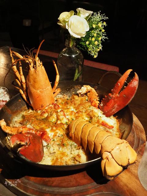 花彘醺-經典單點-頂級龍蝦蝦膏燉飯 (5).jpg - 台北美食。花彘醺 BISTRO (美食篇)