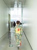 金沢散步。金澤21世紀美術館-着物さんぼ:金澤21世紀美術館 著物散步 (33).JPG