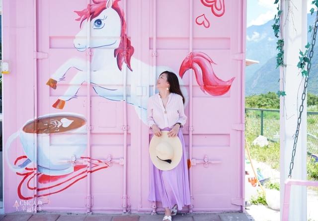 pony Cafe (15).JPG - 花蓮IG景點。Pony咖啡廳 天空之梯