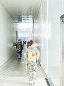 金沢散步。金澤21世紀美術館-着物さんぼ:金澤21世紀美術館 著物散步 (34).JPG