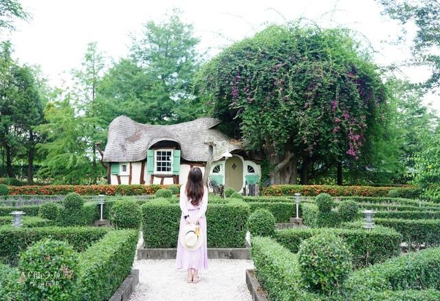 花蓮鷺鷥咖啡-彷彿歐洲城堡 (83).JPG - 花蓮IG景點。鷺鷥咖啡 一秒飛歐洲城堡