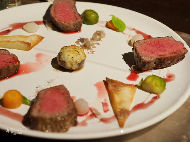 花彘醺Dinner Set-3 美國Prime頂級無骨牛小排 (3).jpg - 台北美食。花彘醺 BISTRO (美食篇)