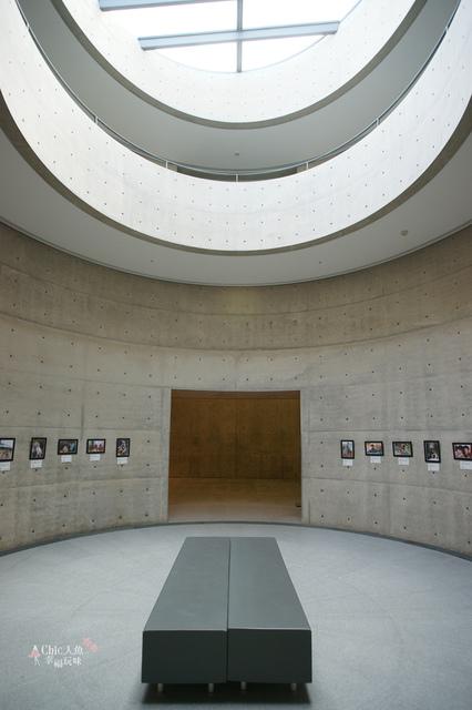 安藤忠雄-西田幾多郎記念館 (133).JPG - 安藤忠雄光與影の建築之旅。西田幾多郎記念館