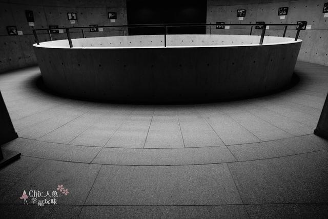 安藤忠雄-西田幾多郎記念館 (76).JPG - 安藤忠雄光與影の建築之旅。西田幾多郎記念館