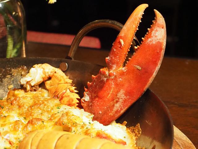 花彘醺-經典單點-頂級龍蝦蝦膏燉飯 (7).jpg - 台北美食。花彘醺 BISTRO (美食篇)
