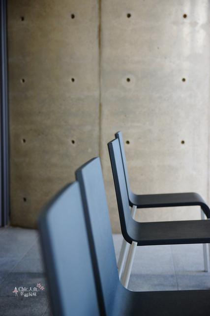 安藤忠雄-西田幾多郎記念館2F CAFE (7).JPG - 安藤忠雄光與影の建築之旅。西田幾多郎記念館