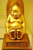 《日本大阪》大阪新世界/通天閣:大阪通天閣BILLIKEN幸運福神.jpg