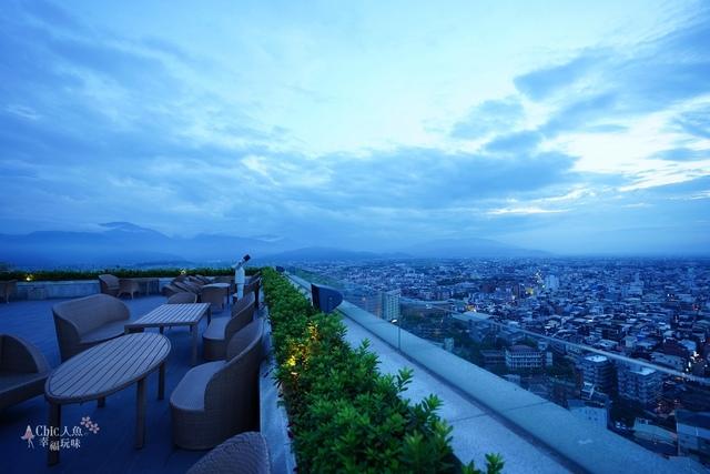 The Roof 190 羅東村却溫泉酒店 (9).jpg - 宜蘭羅東。村却酒店蘭陽平原百萬夜景The Roof 190高空酒吧