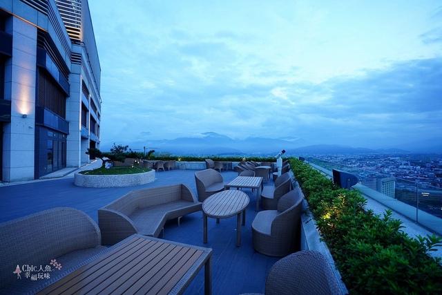 The Roof 190 羅東村却溫泉酒店 (10).jpg - 宜蘭羅東。村却酒店蘭陽平原百萬夜景The Roof 190高空酒吧